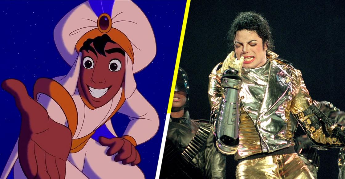 Disney oscureció la piel de sus actores blancos para el live action de 'Aladdin'