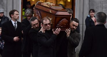 ¡Hasta siempre! Fans, amigos y familiares le dan el último adiós a Dolores O'Riordan