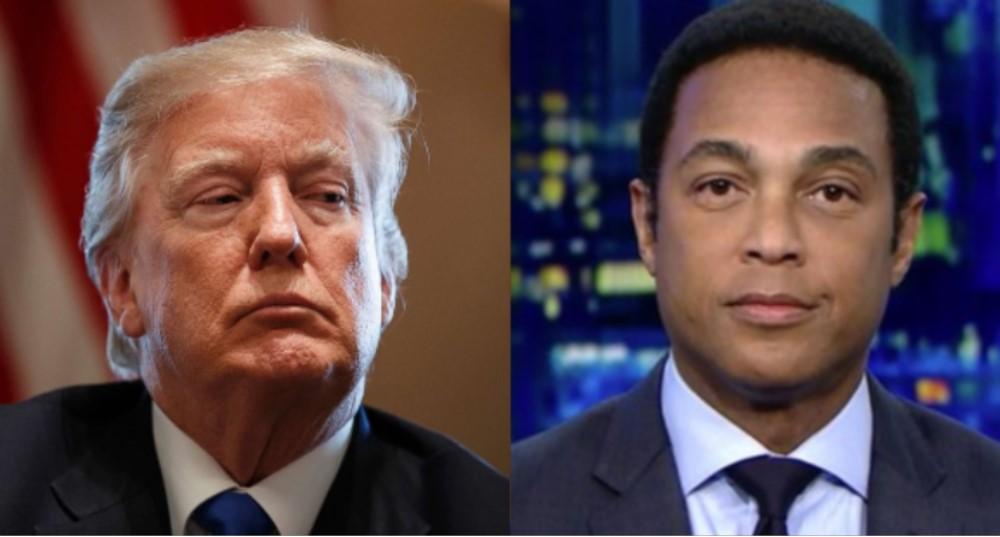 Donald Trump y Don Lemon