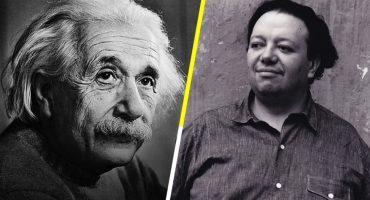 De pintores y científicos: La admiración entre Diego Rivera y Einstein a través de cartas
