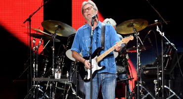 En la nota triste del día: Eric Clapton confiesa que se está quedando sordo 😢