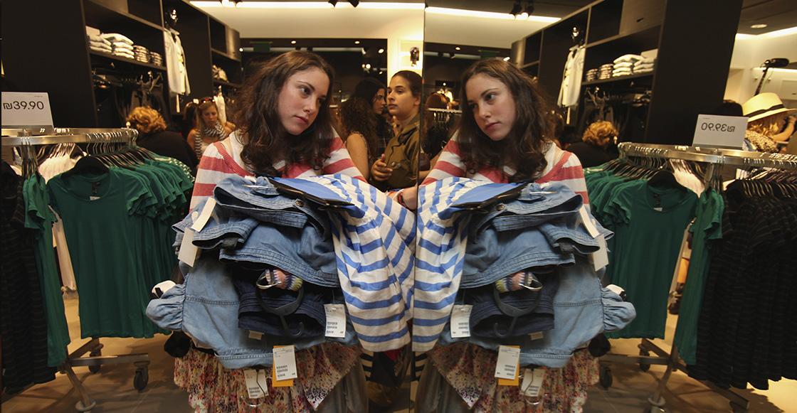 Amazon ha patentado un espejo inteligente con el que te podrás probar ropa virtualmente 😱