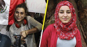 Samah y Silva, las primeras mujeres sirias en llegar a México, han cumplido un año en el país... ¿qué han hecho?