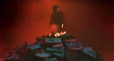 ¡Gracias, HBO! La película de 'Fahrenheit 451' ya tiene un teaser que arde