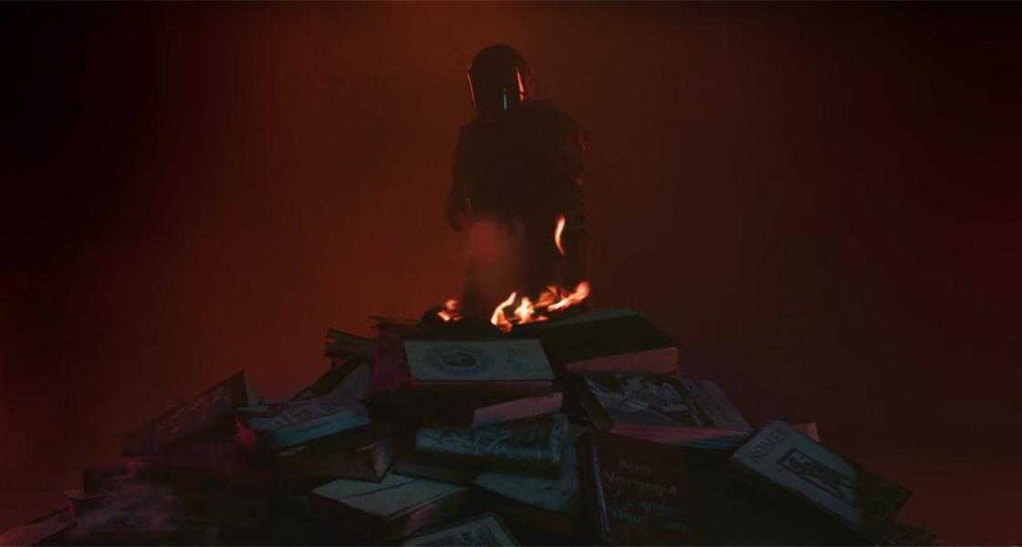 ¡Gracias, HBO! El clásico distópico 'Fahrenheit 451' tendrá su propia serie