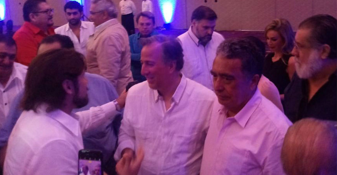 Detienen a Gabriel Mendicuti, ex secretario de Roberto Borge, después de haber cenado con Meade