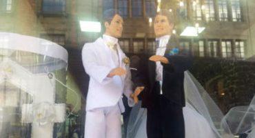 ¡Al fin! Ya tenemos pareja gay para adornar tu pastel de boda 😍