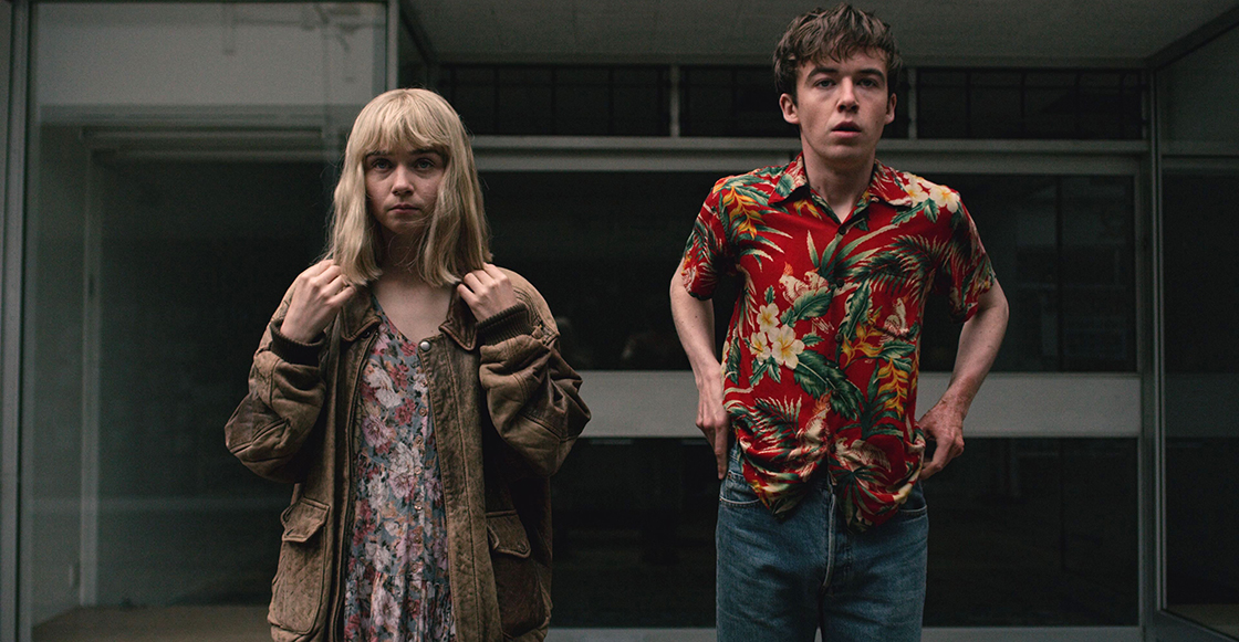 Graham Coxon saca su más talentoso y multifacético en el soundtrack de The End of The F***ing World
