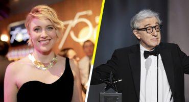 Greta Gerwig aún no sabe si se arrepiente de haber trabajado con Woody Allen