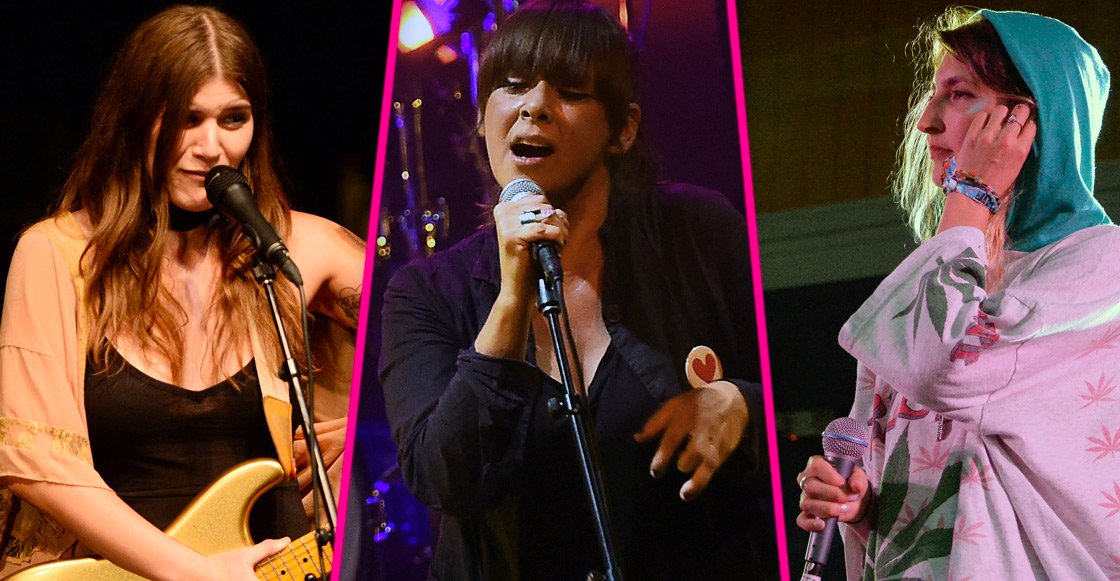 ¡Cat Power, Warpaint y Beast Coast regresan a México para el GRRRLNoise!