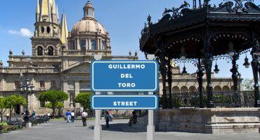 ¡Que Guillermo del Toro tenga su propia calle!, exigen los fans del cineasta tapatío