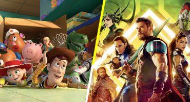 ¡'Toy Story 4' ya tiene guionista! y es la misma de 'Thor: Ragnarok'