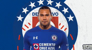 ¡Es oficial! Gullit Peña firmó con Cruz Azul