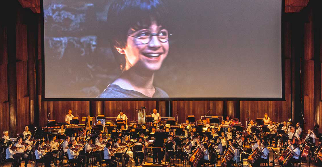 ¡Conciertos de 'Harry Potter y la Cámara Secreta' llegan al Auditorio Nacional!