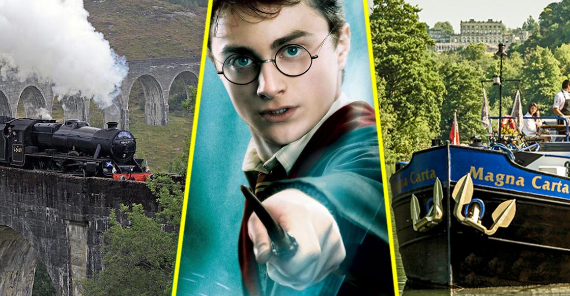 ¡Alístense todos porque el crucero de Harry Potter ya va a zarpar... y también el tren!