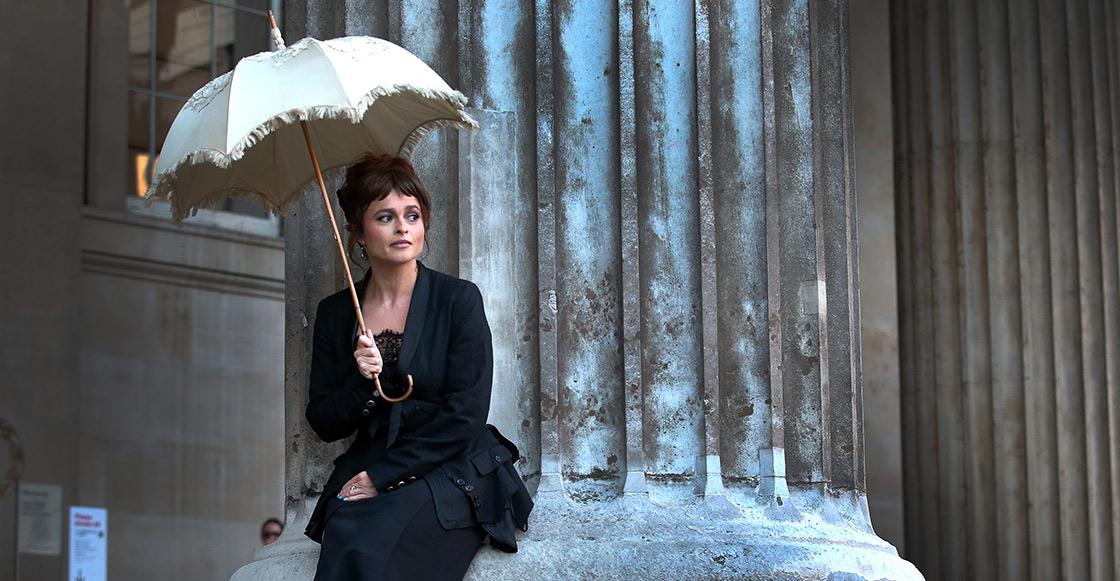 Your highness 👑 Helena Bonham Carter se une al elenco de 'The Crown'
