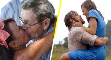 Este hombre tiene Alzheimer, olvidó que estaba casado y volvió a pedirle matrimonio a su esposa 😍