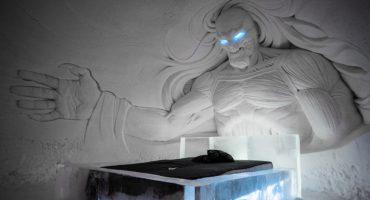 ¡El invierno se acerca... al hotel temático de Game of Thrones en Finlandia!