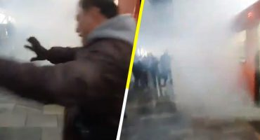 ¿Se quemó algo en el metro Oceanía? aquí lo que se sabe al respecto