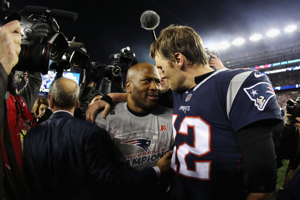James Harrison regresará al Super Bowl, ahora con los Patriots