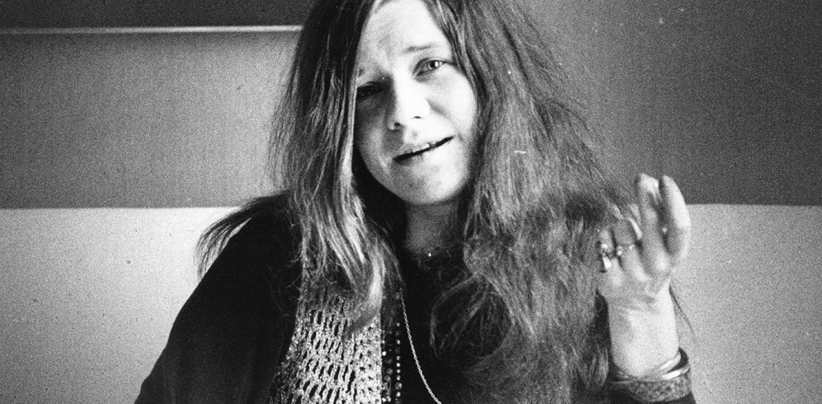 6 cosas por las que Janis Joplin jamás será olvidada