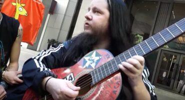 Joey Jordison, exbaterista de Slipknot