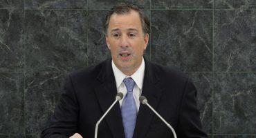 Meade respalda propuesta de eliminación de fuero constitucional a políticos