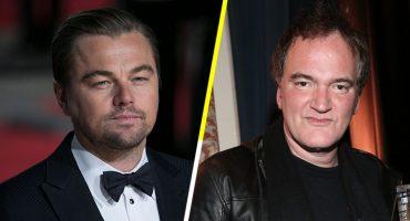 Leonardo DiCaprio cada vez más cerca de protagonizar la nueva película de Tarantino