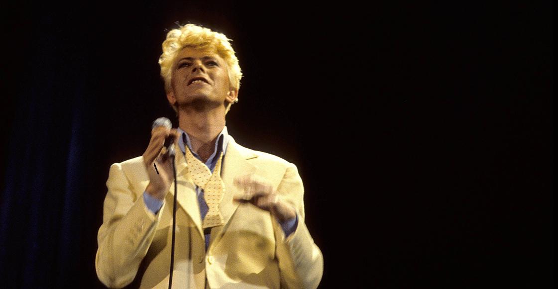 Escucha el primer demo de 'Let's Dance' de David Bowie