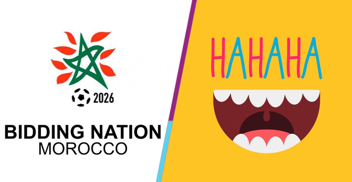 Marruecos presentó su logo para el Mundial 2026 y todos están riendo