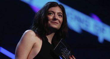 Lorde canceló su presentación en los Grammy porque no la dejaron cantar sola