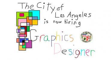 Con este curioso anuncio Los Ángeles busca un diseñador gráfico