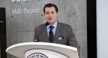 Con Movimiento Ciudadano, hijo de Luis Donaldo Colosio entra a la política