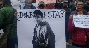 A más de un año, Tribunal determina que Marco Antonio sí fue víctima de desaparición forzada