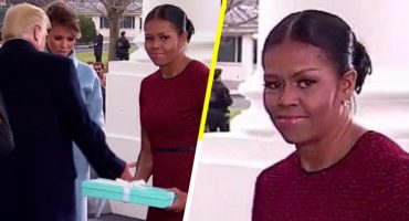 El secreto se ha revelado: Al fin sabemos qué le regaló Melania Trump a Michelle Obama