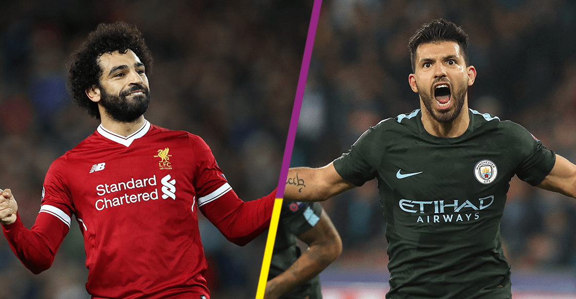 vLiverpool vs Manchester City: ataques de miedo en la Premier League