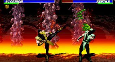Round one... FIGHT! Conoce a la voz detrás de esta famosa frase de Mortal Kombat