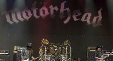 Miembros de Motörhead quieren hacer una reunión para rendirle tributo a Lemmy Kilmister