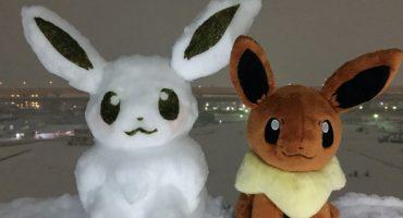 Estos son los mejores muñecos de nieve que verás en tu vida... porque #Japón