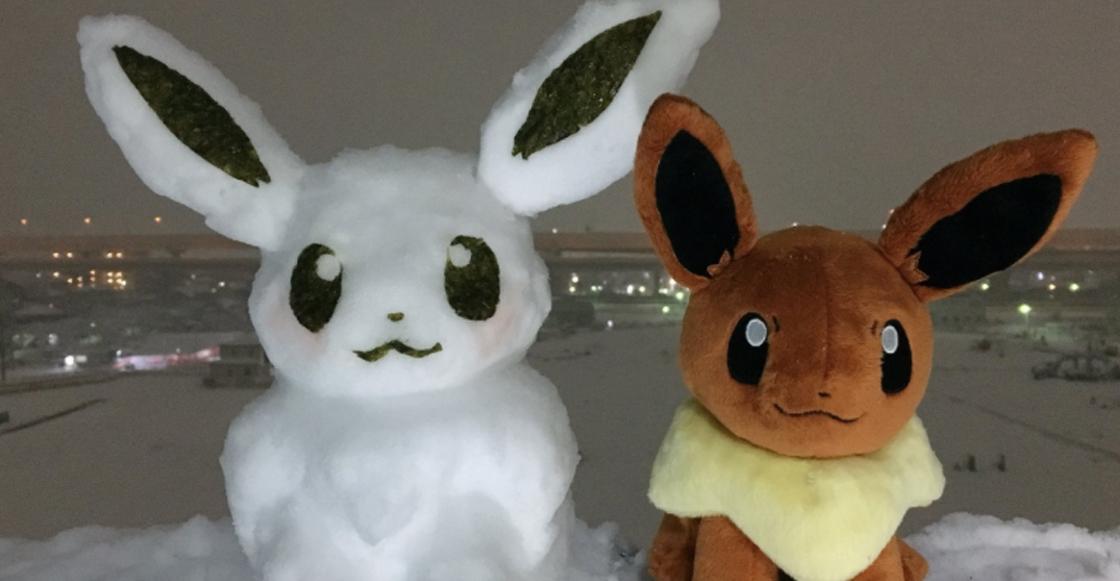 estos son los mejores muñecos de nieve que verás en tu vida