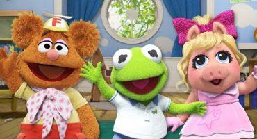 ¿Qué año es? Así se ve el reboot de Muppet Babies