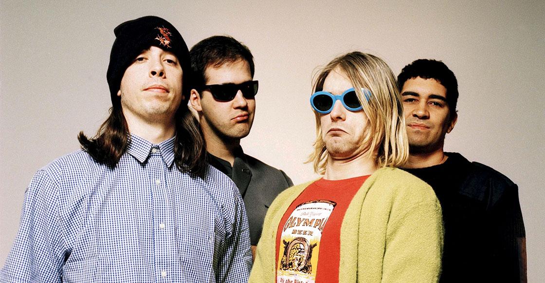 ¡¿Qué, qué?! Salen 4 demos inéditos de Nirvana antes de Grohl