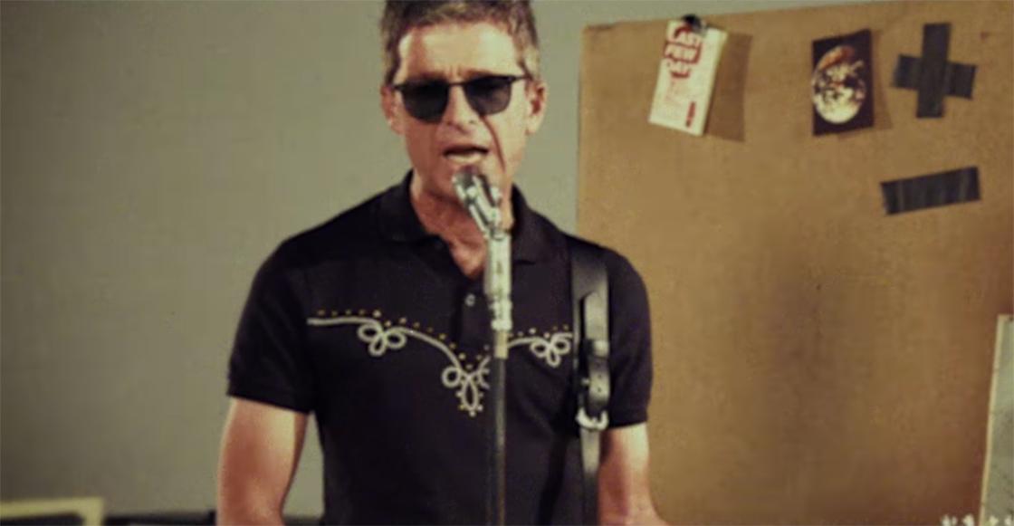 Noel Gallagher estrena video para la apocalíptica 'It's A Beautiful World'