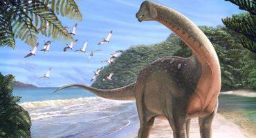 ¡En el desierto del Sahara descubrieron una nueva especie de dinosaurio!