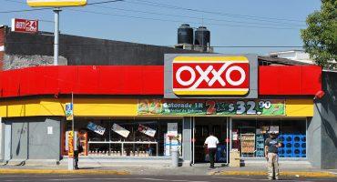 Y el lugar preferido de los godinez para ir a comer es... ¡el OXXO!
