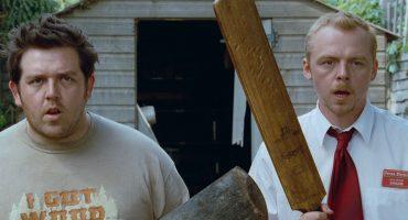 ¡Saquen los Cornetto! Simon Pegg y Nick Frost trabajan en una serie de horror y comedia