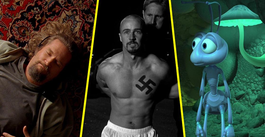 ¡90 a mí! Estas 10 películas cumplen 20 años este 2018