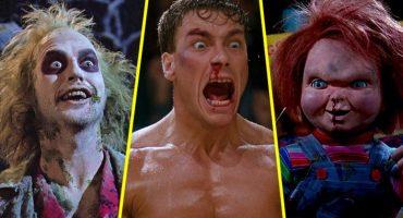 ¡Siéntete viejo! Estas 10 películas cumplen 30 años este 2018