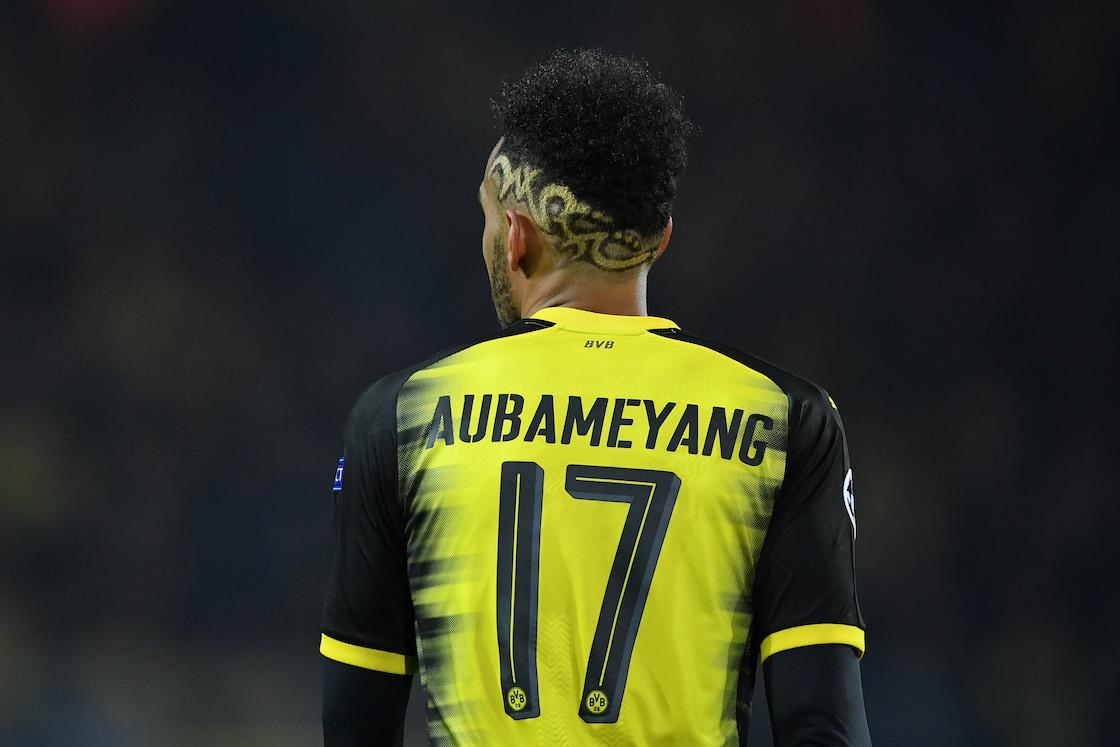 La primera opción para sustituir a Alexis Sánchez: Aubamenyang