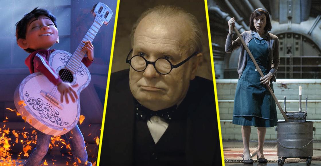 Y el Golden Globe es para… aquí las predicciones de los GG 2018 para cine